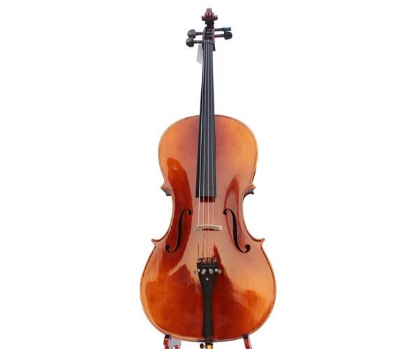 高级花纹大提琴