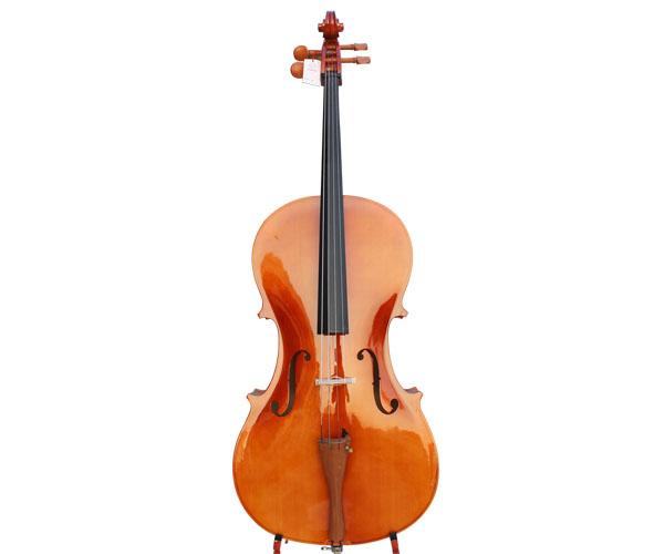 夹板底面板贴花大提琴